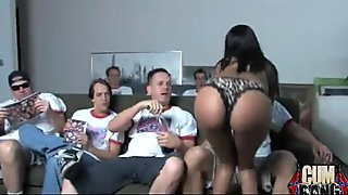 Group Of White Facials for Ebony Girl 4