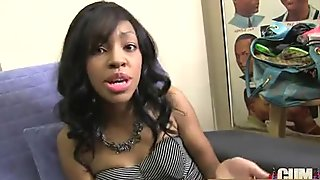 Her First Interracial Swinger Group 2