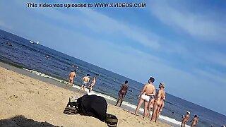 Nude Beach Guys