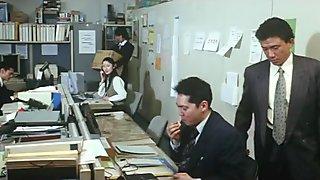 Censored gangbang erotica from tokyo clip